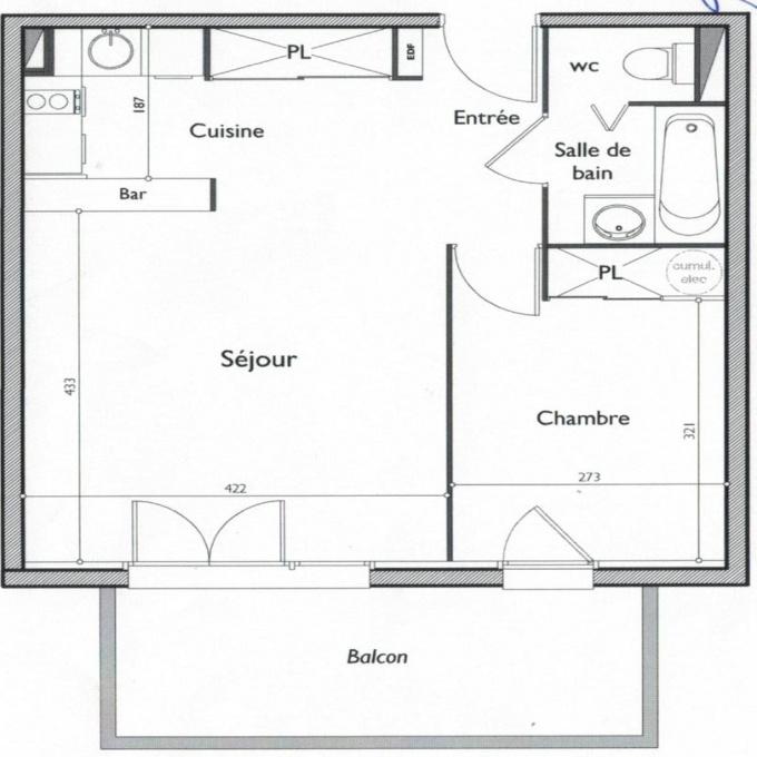 Offres de vente Appartement Carbonne (31390)